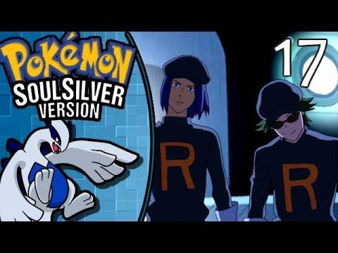 Pokémon Soul Silver DualLocke (Random) #17 - Men in black.