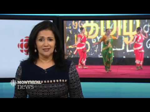 [CBC News] Montreal's Tamil Heritage Month Celebration