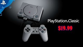 Buying The PlayStation Classic AFTER All The Hype