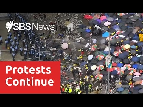 Hong Kong leader suspends controversial extradition bill after protests