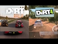 Dirt 4 VS Dirt Rally FIRST Dirt 4 Gameplay Side By Side SLAPTrain mp3