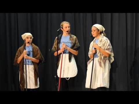 Fiddler on the Roof - Matchmaker (EPGJHS Fall 2015 Musical)