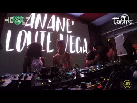 THE RITUAL CREW | Louie Vega & Anane | Preparty Heart Factory | Tantra Ibiza 2017