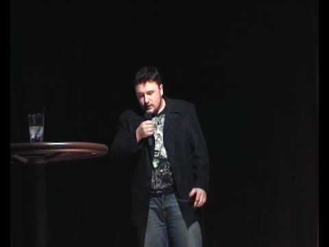 stand up comedy in calgary tommy hodgkinson