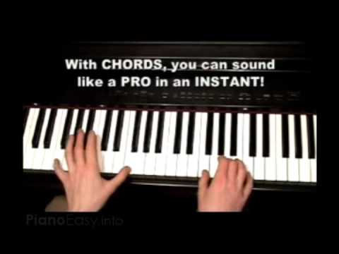 Easy Two Handed Piano Playing Tips and Exercises - YouTube