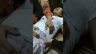 Sakitnya Ibu Ingin Melahirkan Najwa - Giving Birth