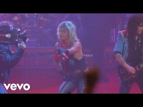 Mötley Crüe - Wild Side (Official Music Video)