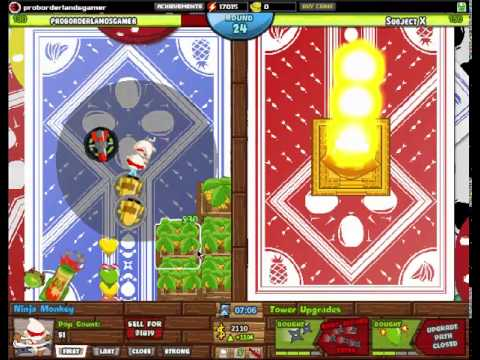 Bloons TD Battles (BTDB) Beating the Temple Hackers