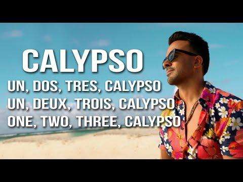 Luis Fonsi - Calypso (Letra/Lyrics) ft. Stefflon Don