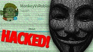 hacking themonkeys roblox account live.
