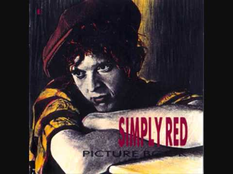 Simply red sad old red
