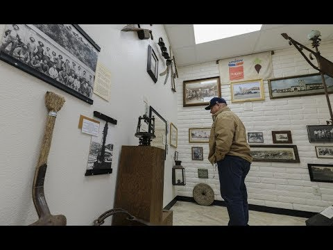 Santa Maria Valley Historical Society Museum celebrates reopening with ribbon-cutting ceremony
