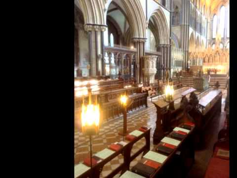 St. Peter's Choir, Albany - England 2013
