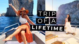 VLOG! YACHT LIFE for a WEEK!!! (OMG) | Deepica Mutyala