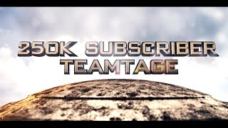Synergy : 250,000 Subscribers Teamtage! #Syn250k