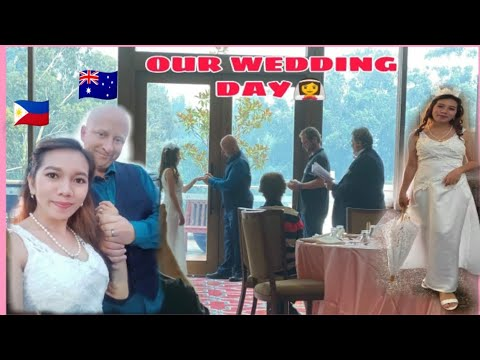 FILIPINA-AUSTRALIAN OUR WEDDING DAY + WE GOT MARRIED| FILIPINA FOREIGNER HUSBAND! ONLINE DATING SITE from YouTube · Duration:  3 minutes 16 seconds