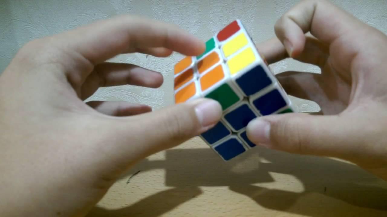 [更新版]3x3魔術方塊教學-基本解法 - YouTube