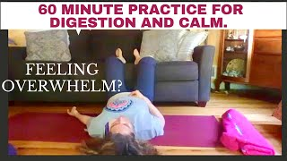 Yoga practice ~ digesting life ~ being present