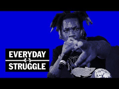 Denzel Curry on 'TA13OO,' Career Lows, XXXTentacion & Florida Rap | Everyday Struggle