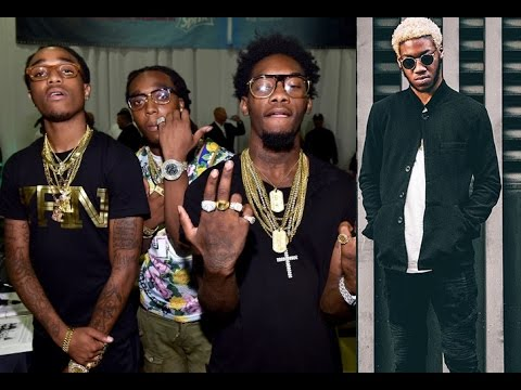 OG Maco Takes Shots at Migos Album Sales and Claims They Didn't Bring