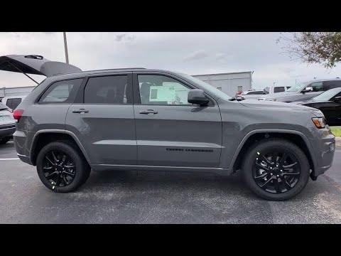 2019 Jeep Grand Cherokee Orlando FL, Central Florida, Winter Park, Windermere, Clermont, FL K0564