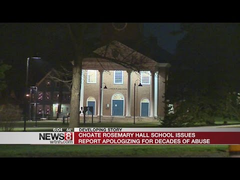 Choate Rosemary Hall apologizes for sexual misconduct over 4 decades