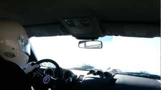 Galaxy S3 1080p drifting test in 350Z HR
