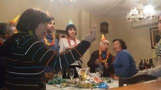 NO CAMPANADAS CANAL SUR 2015 - Compilación familias - El robo de las campanadas - Cagada Nochevieja