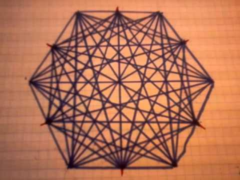 cómo realizar diseños geométricos para decoración y manualidades