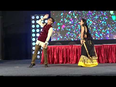 Couple dance of retro songs on marriage ceremony by Dr.KALPESH(cardiologist) & JIGNA