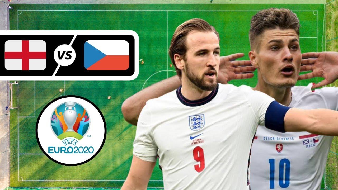 Euro 2020 | Czech Republic vs England
