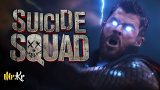 Avengers: Infinity War - (Suicide Squad Style)