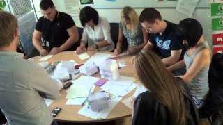 2012   Видео презентация отдела обучения