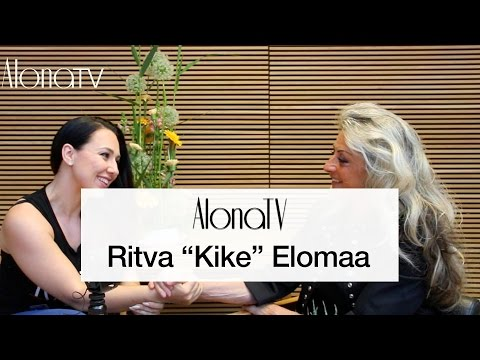 "Ritva ""Kike"" Elomaa | Rautanaisia #3 | AlonaTV"