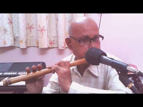 Patil Flutist - Woh Jab Yaad Aye Instrumental Cover on Flute by Balakrishna Patil