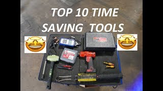 TOP 10 TIME SAVING TOOLS FOR THE MODERN TECH
