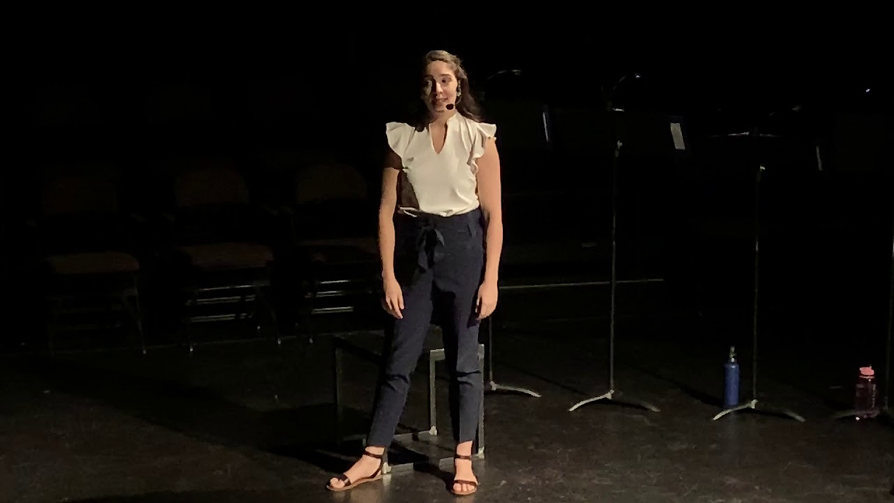 "Kaitlyn Jackson sings ""Stars and the Moon"""