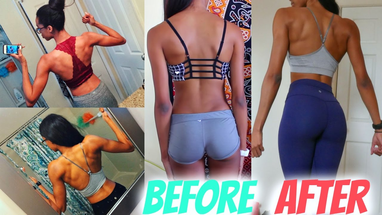 HOW TO GET A SMALLER WAIST | Favorite Back Exercises ...