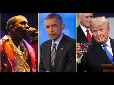 KANYE REVEAL DIRTY TRUTH ABOUT OBAMA! TRUMP DID 1 THING HE REFUSED TO DO!
