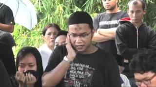 Almarhumah Valia Rahma Dimakamkan di Jakarta