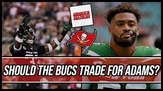 Should the Tampa Bay Buccaneers TRADE for Jamal Adams?