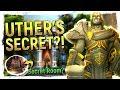 UTHER'S SECRET in BFA?! Blizzard Are Ending Legion's Biggest Crutch & The Darkshore Drama WoW News