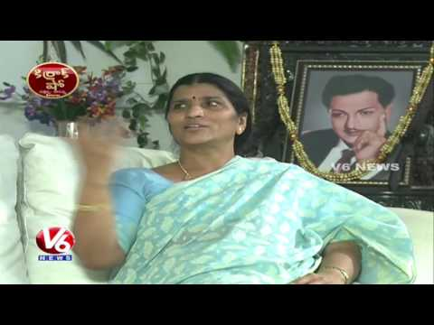 Lakshmi Parvathi About First Touch Of N T Rama Rao | Kirrak Show | V6 News