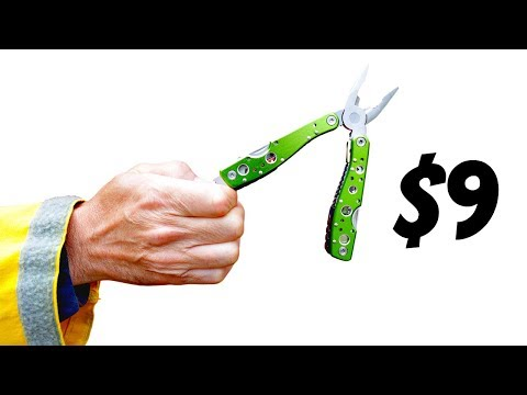 TESTING The Cheapest MULTI-TOOL On AMAZON