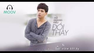 Đổi Thay - Hồ Quang Hiếu (Lyrics Video)