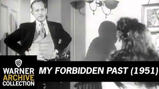 My Forbidden Past (Original Theatrical Trailer)
