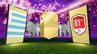 OMG! SUAREZ IN A GUARANTEED BOARD DROP PACK?! FIFA 18 SBC PACK OPENING