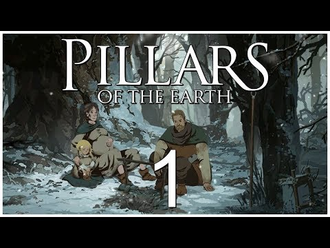"""Ken Follet's The Pillars of the Earth #1 