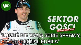 """""""Ludzie nie zdają sobie sprawy, czego dokonał Robert Kubica"""" - A.Borowczyk - Sektor Gości 106 [cały]"""