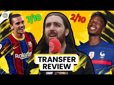 Would Pogba Really Go To Liverpool?! | Transfer Review